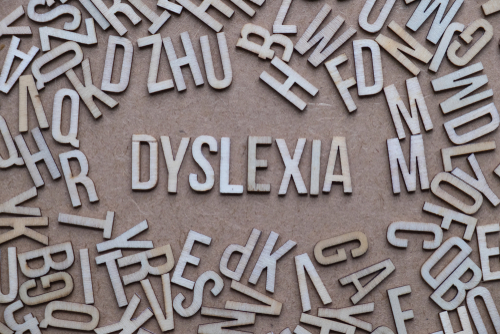 dyslexia - learning difficulties