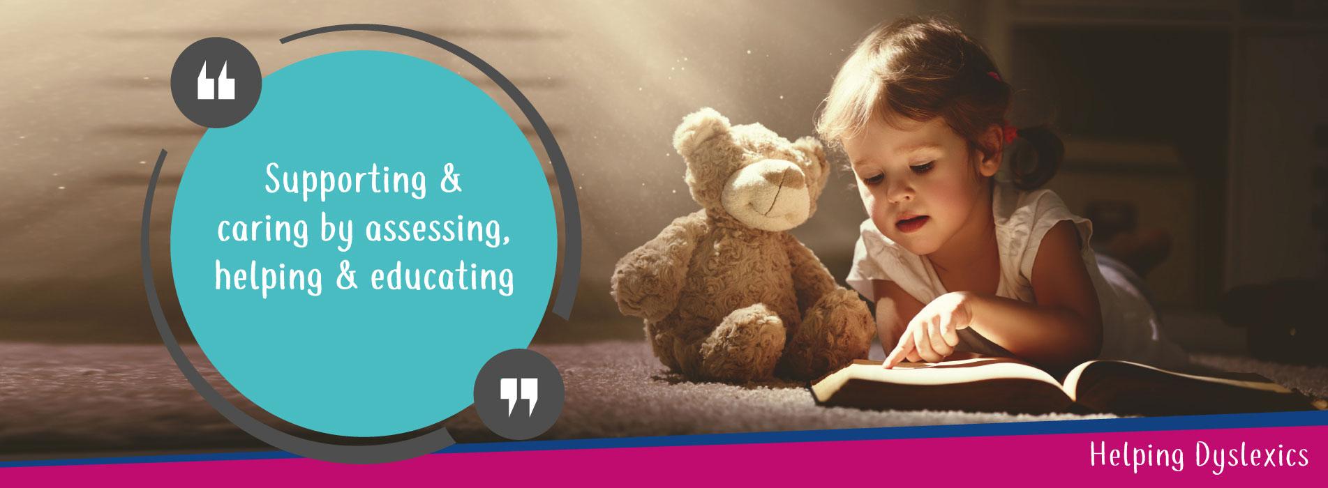 helping dyslexia